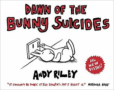 £0.99 • Buy Dawn Of The Bunny Suicides By Andy Riley, Hardback Book, All New Deaths