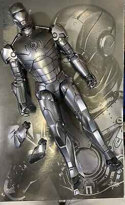 $ CDN202.87 • Buy Hot Toys Mms150 Iron Man 2 Mark Ii Armor Unleashed Version 1/6 Figure Only