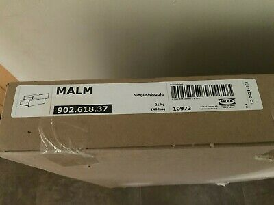 Ikea Malm Underbed Drawer Storage Black Two Pack BRAND NEW IN BOX • 25£