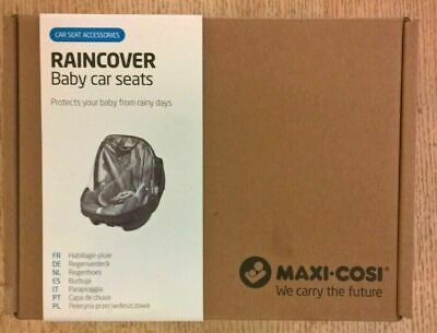 £18.99 • Buy Maxi-Cosi Raincover For Baby Car Seat, Transparent