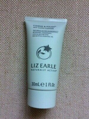 £6.25 • Buy Liz Earle Cleanse And Polish Hot Cloth Cleanser - 30ml (No Cloth) - FREE P & P