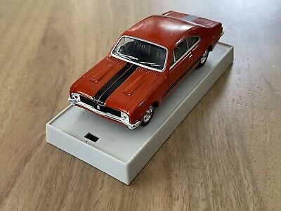 AU45.50 • Buy Trax 1:43 TR19 1969 HT Holden Monaro GTS Coupe (Orange)