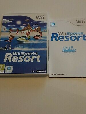 Nintendo Wii Sports Resort Game With Manual  • 11.95£