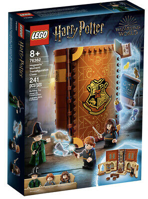 $ CDN36.16 • Buy LEGO 76382 Harry Potter Hogwarts Moment: Transfiguration Class Brand New Sealed!