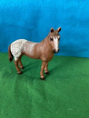 SCHLEICH Horse Retired Appaloosa Mare 13731 • 8.62£