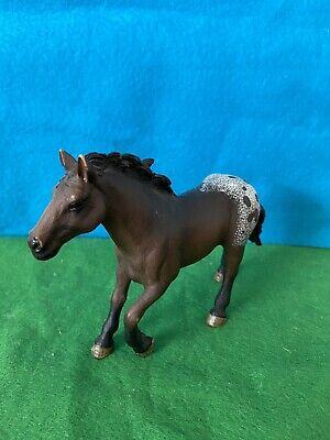 SCHLEICH Horse Retired Appaloosa Stallion 13732 • 6.89£