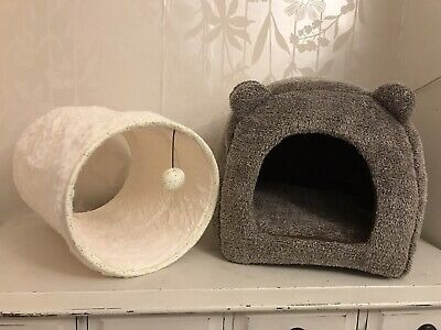 Cat Bed House, Tunnel Bundle • 8£