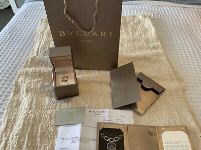 AU1095 • Buy BVLGARI B.ZERO1 One-band Ring 18ct White Gold Size 54, Full Set