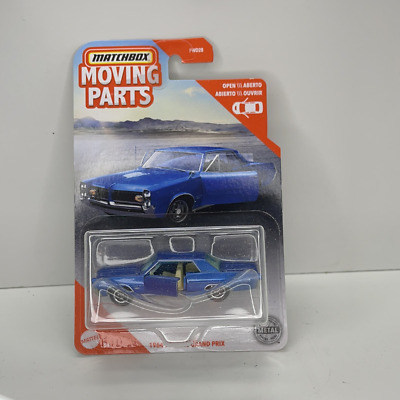 $5 • Buy Matchbox Moving Parts 64 Pontiac Grand Prix