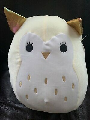 $ CDN29.99 • Buy NWT Squishmallows Plushy Super Soft And Cuddly White Owl NEW Bird
