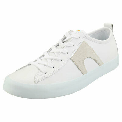 £33.99 • Buy Camper Imar Copa Womens White Leather & Textile Casual Trainers