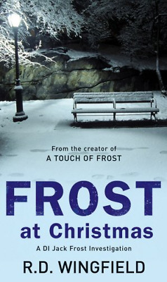 Frost At Christmas: (DI Jack Frost Book 1), Wingfield, R D, Good Condition Book, • 4.30£