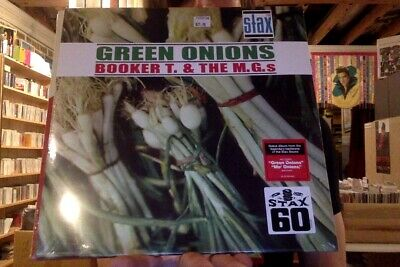 Booker T. & The MG's Green Onions LP Sealed Vinyl Reissue • 21.20£
