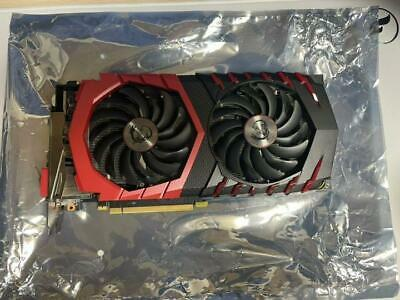 $ CDN738.14 • Buy  IN STOCK MSI GeForce GTX 1070 Ti Gaming 8GB GDDR5 VR Ready Graphics Card