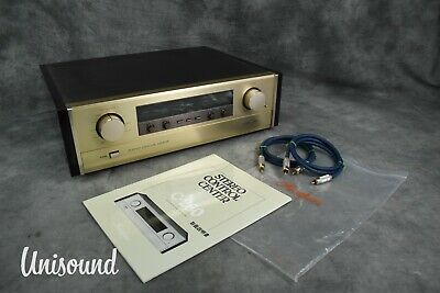 £1561.67 • Buy Accuphase C-260 Stereo Control Center In Very Good Condition