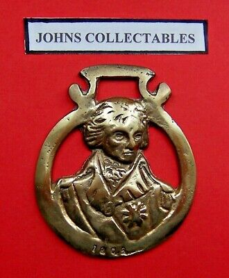 £4.99 • Buy Vintage Collectable  Admiral Nelson 1805 Horse Brass Lot5