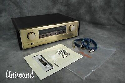 £1673.31 • Buy Accuphase C-260 Stereo Control Center In Very Good Condition