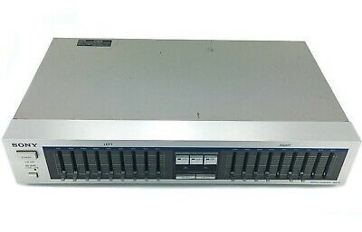 $ CDN149.99 • Buy Vintage Sony Graphic Equalizer SEQ-9