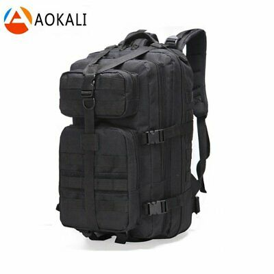 $23.59 • Buy 35L Outdoor Military Tactical Assault Backpack Molle Camping Hiking Rucksack US