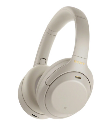 AU315 • Buy NEW + FREE SHIP - Sony WH-1000XM4 Wireless Noise Cancelling Headphone - Silver