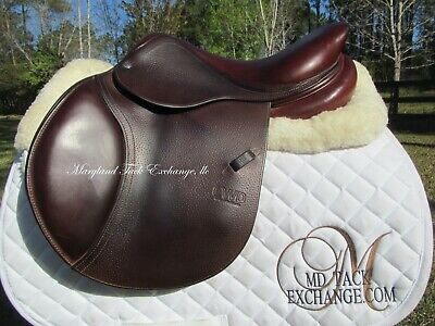 $ CDN3736.43 • Buy 15.5  CWD SE01 French CHILD / PONY Close Contact Jumping Saddle-2015 MODEL!RARE!