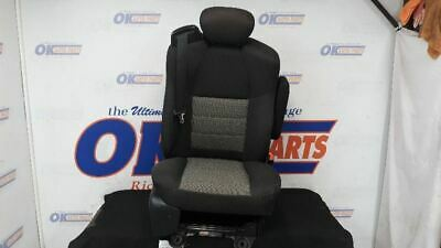 $225 • Buy 05 Ford F250 Super Duty Front Right Passenger Manual Seat Black And Gray Cloth