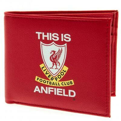£14.95 • Buy Liverpool FC This Is Anfield Wallet Red Faux Leather Wallet Official Merchandise