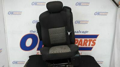 $225 • Buy 05 Ford F250 Super Duty Front Left Driver Seat Black And Gray Cloth