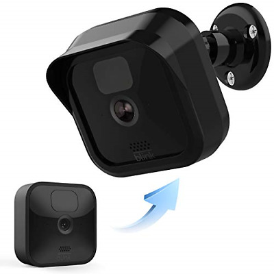Blink Outdoor Camera Wall Mount Bracket,Weatherproof Protective Cover Case And • 13.93£