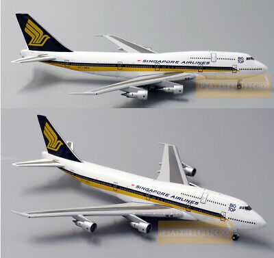 AU78.64 • Buy Airplane Singapore Airlines Boeing 747 300 N116KB 1:400 Big Bird BB4-2016-001B