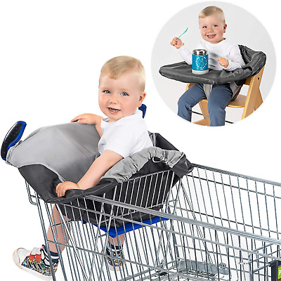 £38.51 • Buy Reer HygieneCover 85031 Protective Cover For Shopping Trolley Seat And Grey