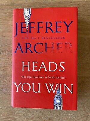 £9.50 • Buy Archer Jeffrey Heads You Win Macmillan 2018 1st /1st Very Good