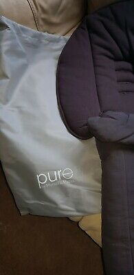 £17.99 • Buy Mamas & Papas Pure Fossil Footmuff/seat Liner Brand New In Packaging.