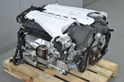 AU23376.89 • Buy Aston Martin Vantage V12 Motor Motors Engine 421KW 572PS Bj.2013 Engine