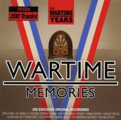 £4.08 • Buy VARIOUS ARTISTS The Wartime Years - Wartime Memories CD NEW & SEALED