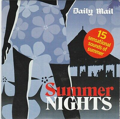 £1.99 • Buy SUMMER NIGHTS CD From The Daily Mail - Various Artists