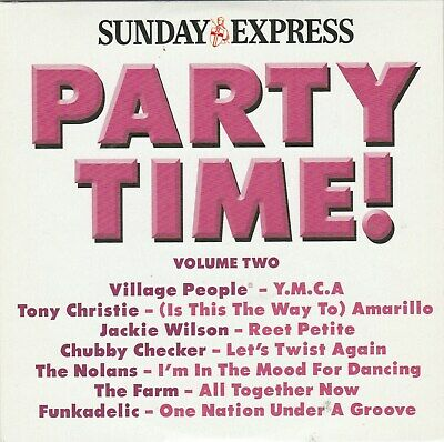 £1.99 • Buy PARTY TIME! CD From The Sunday Express - Various Artists