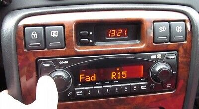 £9.99 • Buy Mg Rover Car Radio Stereo Code Decode Service For Cd-80 Cr-80
