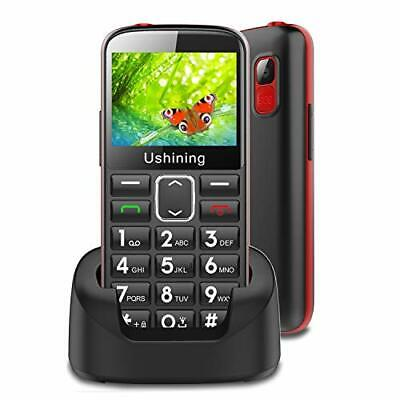 GSM Big Button Mobile Phone For Elderly,Dual Sim Free Basic Mobile • 38.65£