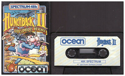 £6.80 • Buy Sinclair ZX Spectrum Games Tested And Working Free Postage (Look At List)