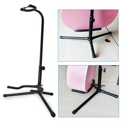 $ CDN15.45 • Buy Adjustable Telescopic Guitar Stand For Acoustic Classic  Electric  Bass Guitar