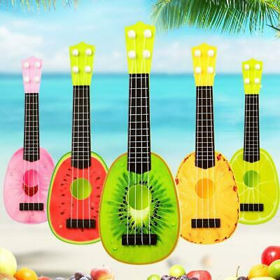 AU5.99 • Buy Beginner Ukulele Guitar Educational Musical Instrument Toy For Kids Best Gift