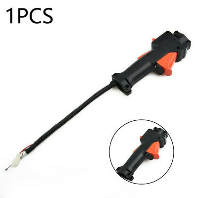 £6.99 • Buy 26mm Trimmer Strimmer Brushcutter Handle Switch Throttle Trigger Cable