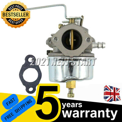 £10.99 • Buy Carburettor For Qualcast Suffolk Punch Classic 30S 35S 43S Cylinder Lawnmower NS