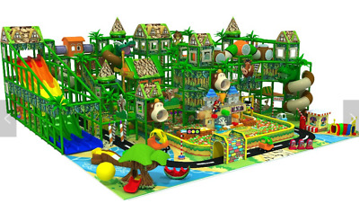 £587380.06 • Buy 13,500 Sqft Commercial Indoor Playground Themed Interactive Soft Play We Finance