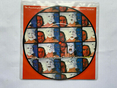 £16.74 • Buy  The Presidents Of The United States Of America – Lump 7  Vinyl Pic Disc Single