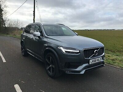 Volvo XC90 R DESIGN T5 AWD POLESTAR STOLEN/THEFT RECOVERED NOT DAMAGED SALVAGE • 26,995£