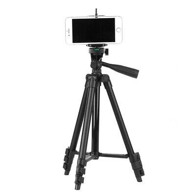 AU13.99 • Buy Professional Camera Tripod Stand Mount Remote + Phone Holder For IPhone Samsung