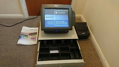 £325 • Buy Posligne P1-600 Complete 12  Epos System With Icrtouch 2019 Licenced