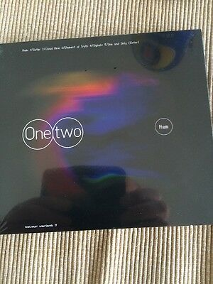 OneTwo -  Item EP Colour Variant 7 - SISTER - CD Single UK Claudia Brucken  • 14.99£